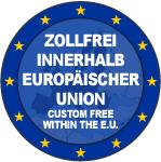 Zollfrei in der EU